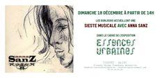 Montpellier - Sieste Musicale avec Anna Sanz le 18 décembre