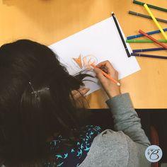 Maak kennis met Juliana, onze grafisch ontwerpster! #Beaublue #behindthescenes #graphic