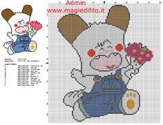 Hello Spank con mazzo di fiori schema punto croce gratis ANTEPRIMA PER SCARICARE CLICCA QUI --> http://www.magiedifilo.it/forum/vota-lo-schema-di-gennaio-2015-t2599.html