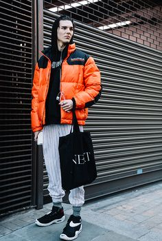 Day two: The best street style looks from Men's London Fashion Week, Buro 24/7, Buro 24/7