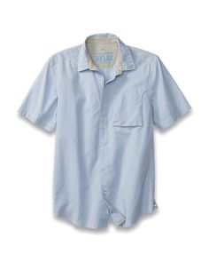 Island Modern Fit Bueno Beach Short-Sleeve Shirt