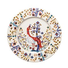 "Taika Plate 8.75"" White, $26.40, now featured on Fab."