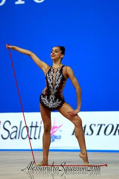 Elisabeth Rachid (France), junior, World Cup (Pesaro) 2016