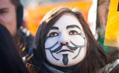 See our photo compilation of February 11 Global Day of Protest Against ACTAHERE  Photos submitted by followers of@YourAnonNewson Twitter