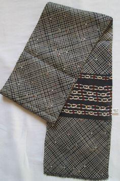 33064a734dd1 Authentique Foulard Echarpe TED LAPIDUS Paris 100% soie TBEG vintage Scarf