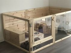 Indoor Rabbit enclosure x x high. Our indoor Pet enclosures also know as indoor rabbit houses are the perfect way to ensure your rabbit is.