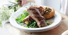 Grillede svineruller | KIWI Kiwi, Steak, Turkey, Food, Peru, Turkey Country, Steaks, Hoods, Meals