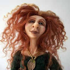 What a great doll!