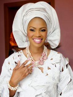 Pretty iyawo!