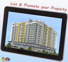 List #Properties online at oye property to sell/buy with number of buyers.