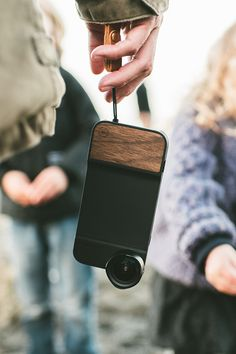 Never drop your iPhone camera again with the Moment Case + Leather Wrist Strap. Handcrafted in the USA with premium grade leather. Gear 3, Iphone Camera, Photography Gear, Tech Accessories, Apple Watch, Galaxy Phone, Gadgets, In This Moment, Pocket