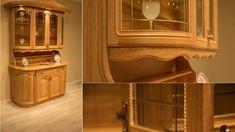 natúr tálaló szekrény