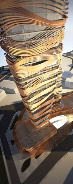 Wahnsinn diese Architektur