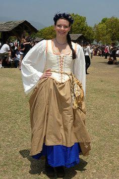 Renaissance Festival Garb #3