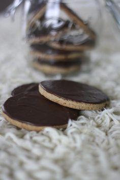 Biscuits Granola maison, parfaits pour le gouter !