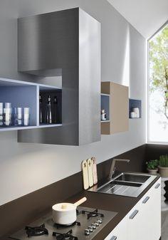 #code #kitchen #modern #snaidero #home #design