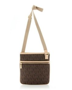 I want this Michael Kors shoulder bag! maybe just in a different color