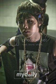 [Appreciation] Favorite G-Dragon Hairstyle - Celebrity Photos & Videos - OneHallyu Bigbang G Dragon, G Dragon Hairstyle, G Dragon Top, Gd And Top, Evolution Of Fashion, Learn Korean, Head & Shoulders, Fantastic Baby, Daesung