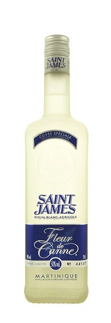 Buy Ron Saint James Blanc 1 litro, a rhum produced by Saint James in Martinique. Saint James, Rum Bottle, Caribbean Rum, Bacchus, Wine And Beer, Liquor, Whiskey, Champagne, Cocktails