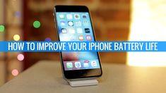 How to Improve Apple iPhone Battery Life – Ashok Sharma – Medium
