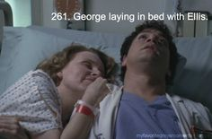 Haha! So freaking funny!!...LOVE GEORGE O'Malley!  Such a great guy!!