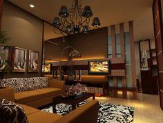 Gambar dari Dekorasi Rumah Klasik Modern Ruang Tamu » Gambar 2