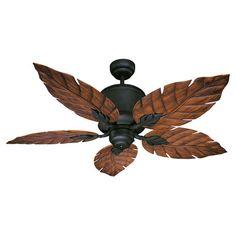 Portico Outdoor Ceiling Fan.