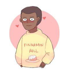 jedistormpilot   Tumblr // beautiful finnamon roll too good for this world, too pure