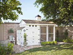 10 Outrageous Chicken Coops - we love them all!
