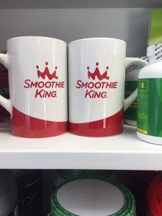 New Mugs at Kirkwood, Creve Coeur & Maryland Heights! Maryland Heights, Smoothie King, Mugs, Tableware, Gifts, Dinnerware, Presents, Tumblers, Tablewares