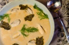 Jackie Cameron's Mussel Soup - Photo : Karen E Photography