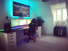 """3,095 Likes, 18 Comments -  Gaming Setups & PC Builds  (@optimumsetups) on Instagram: """"Via @hermanospc What do you guys think? ——————————————— Tag a friend who likes such content✌ -DM…"""""""