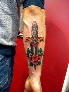 Old school tattoo Instagram ;@jonatattoo Fb.page; jona tattoo art
