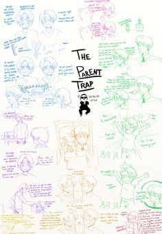 Hetalia: The Parent Trap with the FACE Family by ExclusivelyHetalia.deviantart.com on @deviantART