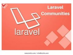 Techtic Solutions prepared a list of 7 best educational Laravel communities for laravel developers. Techtic Solutions is one of the top notch laravel development company with 10+ years of web development experience. Our teams of experienced Laravel developers are adept at building simple to the most complex website apps seamlessly using Laravel PHP frameworks. Get in touch if you are looking to hire Laravel developers to deliver, secure, high performance and faster web applications. Web Application, Web Development, 10 Years, Apps, Community, Touch, Education, Website, Simple