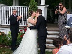 Raphaelle & Patrick...Vous pouvez embrasser la mariée