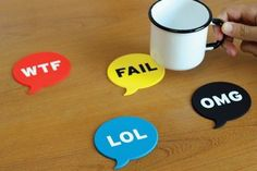 These Social Media Coasters are Perfect for Millennials trendhunter.com