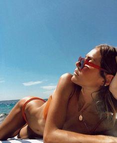 summer aesthetic, beach, boat aesthetic, cute style, sunglasses, summer style, California vibes Summer Dream, Summer Girls, Summer Aesthetic, Good Vibes Only, Jfk, Beach Bum, Casablanca, Girls Wear, Life Is Beautiful
