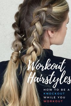 Seven Functional & Equally Adorable Gym Hairstyles to look cute while working on your fitness!