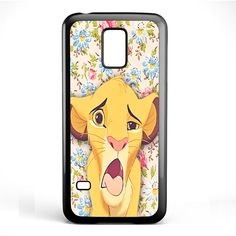Zimba The Lion King Phonecase Cover Case For Samsung Galaxy S3 Mini Galaxy S4 Mini Galaxy S5 Mini