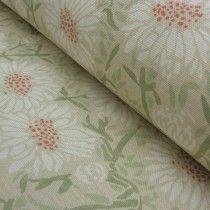 Daisy Design by Emily Burningham on 100% Linen
