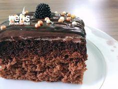 Pamuk Prenses Pastası (Çikolatalı)
