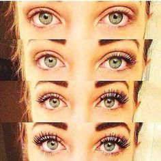 This is not just any mascara, this is Younique's 3D Fiber Lashes Mascara, there is a HUGE difference