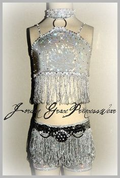 """Cinema Star""-Jordan Grace Princesswear custom dance costumes"