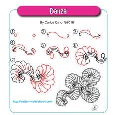 Danza by Carlos Cano