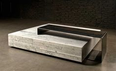 salvatori | low table