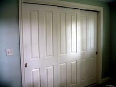 Pocket Laundry Door | Whats Current In Closet Doors Biford Or Slide?   Home  Decorating