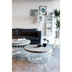 By Boo Salontafel New Glory Large | Design meubelen en de laatste woontrends