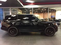 Car Range Rover