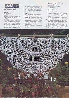 doily window treatments | Found on fotki.yandex.ru